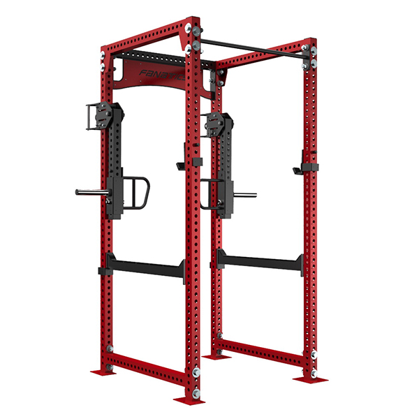 FT-R1035_POWER RACK WITH 35' LEVER ARM,Commercial Crossfit equipment,Triumph Fitness LLC
