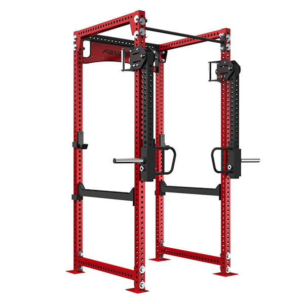 FT-R1048_POWER RACK WITH 48' LEVER ARM,Commercial Crossfit equipment,Triumph Fitness LLC