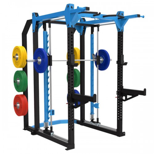FT7020A_3D POWER RACK,Commercial &Home weight lifting,Triumph Fitness LLC