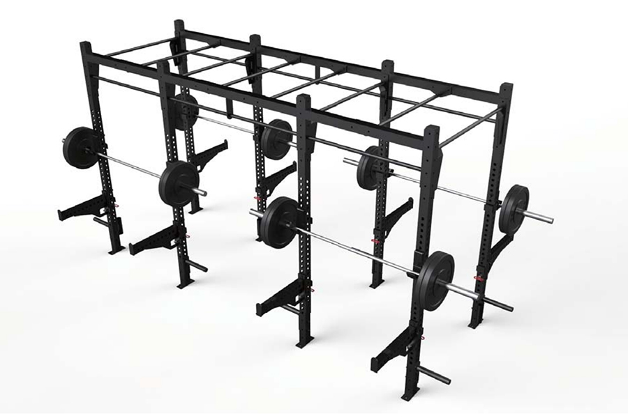 Customer-made g functional rack